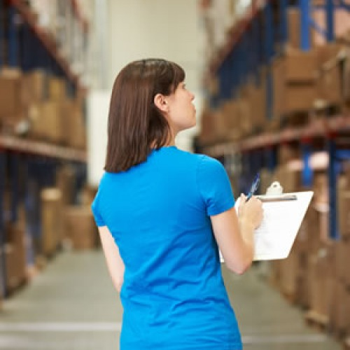 Pick and pack / Order fulfillment